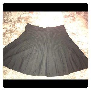 Cabi XL Ribbed Skirt